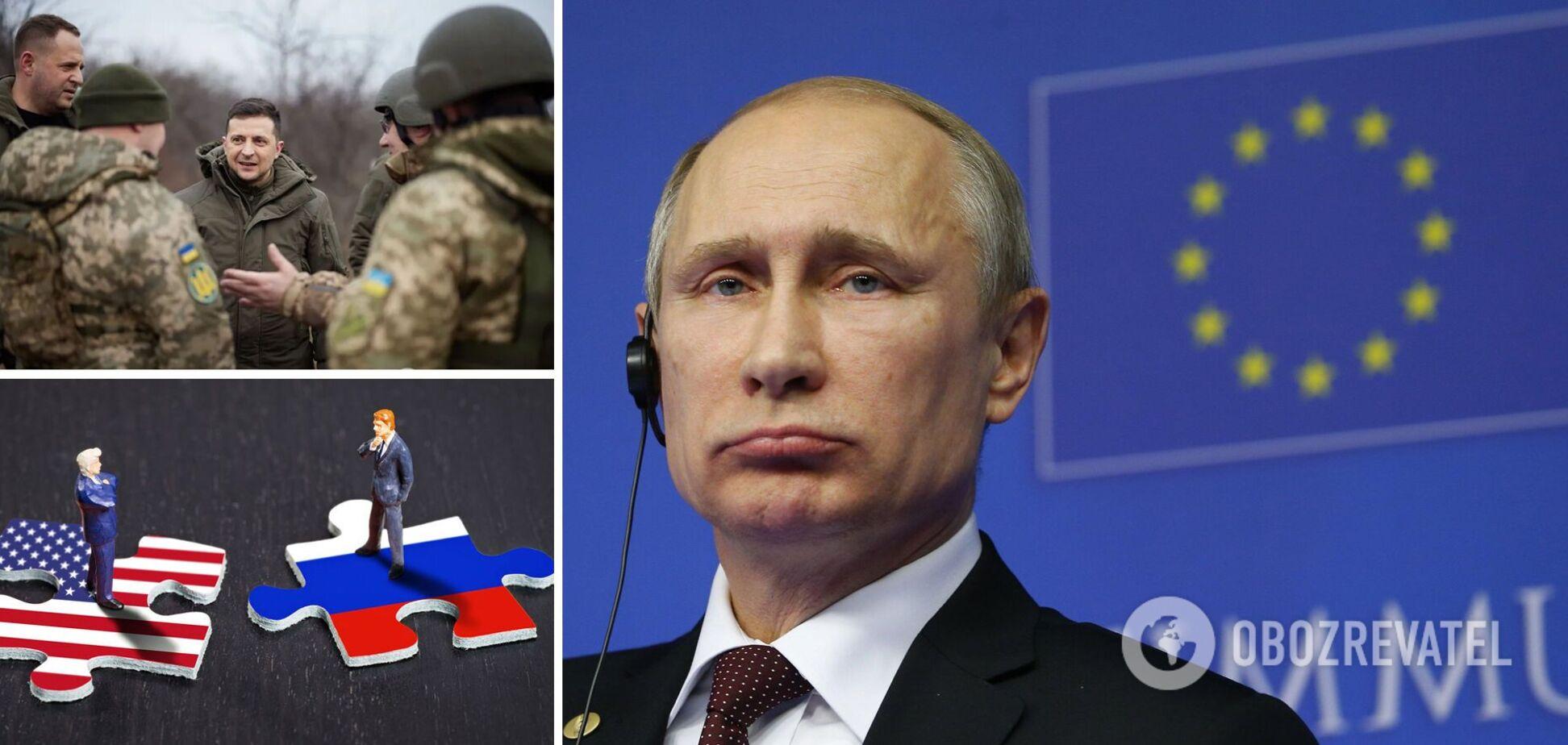 Кравчук: Росія хоче інтегрувати Донецьку та Луганську області, домовитися не вийде