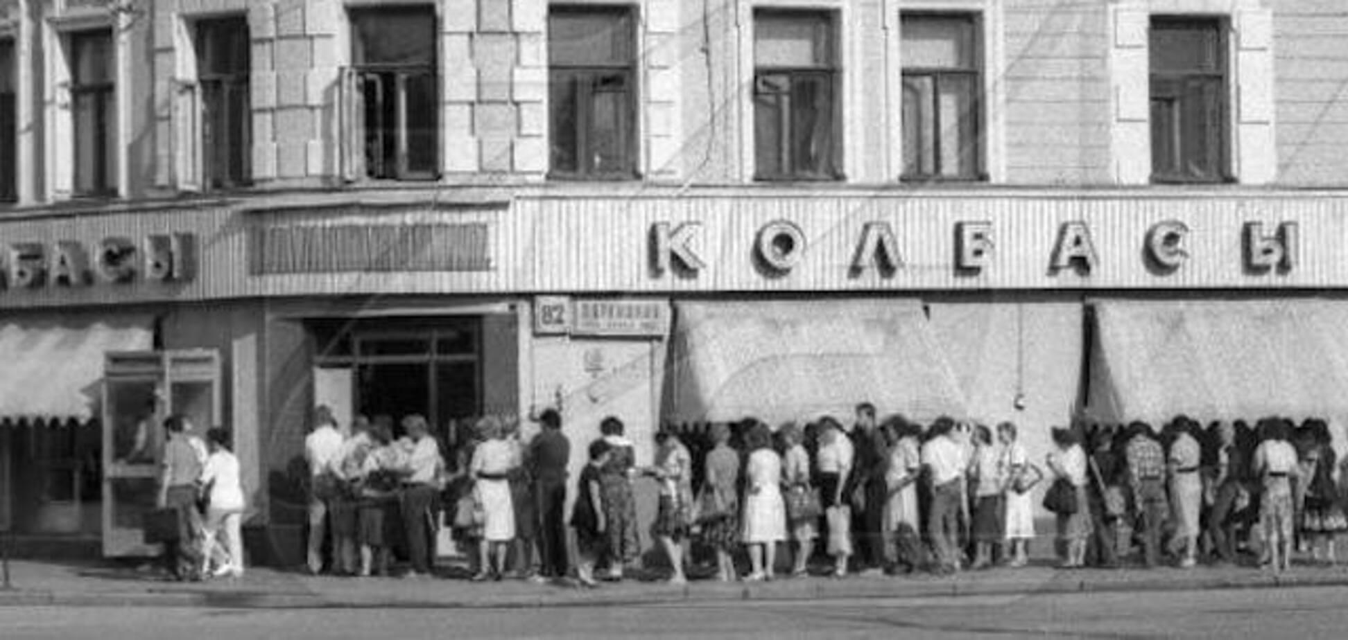 Імунітет від совка: армія СРСР була зліпком зони