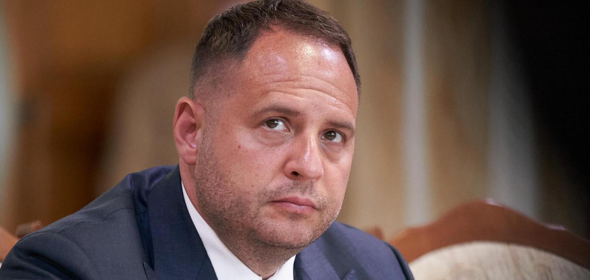 США могут сыграть важную роль в прекращении войны на Донбассе, – Ермак