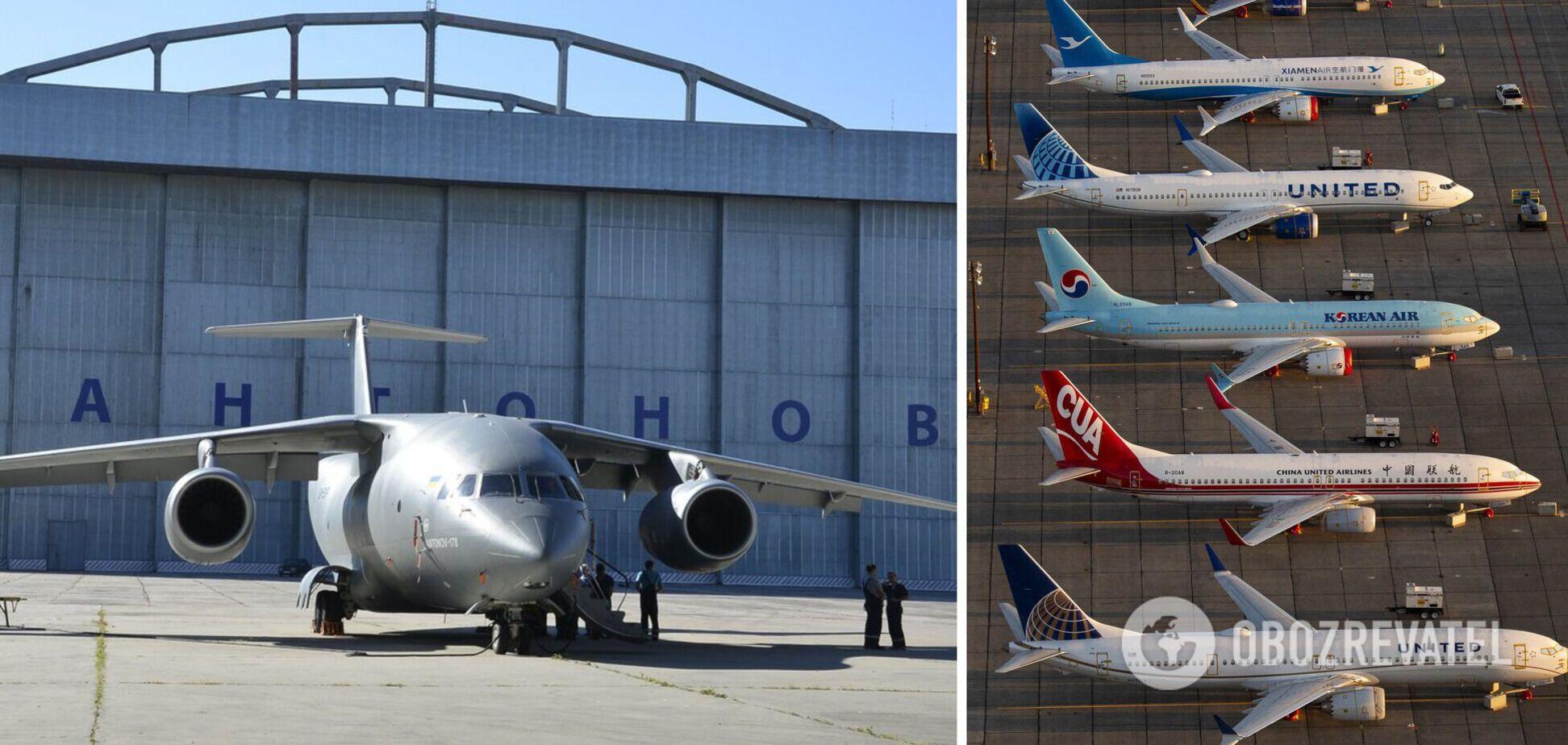 'Антонов' может локализовать производство истребителей Boeing, – нардеп