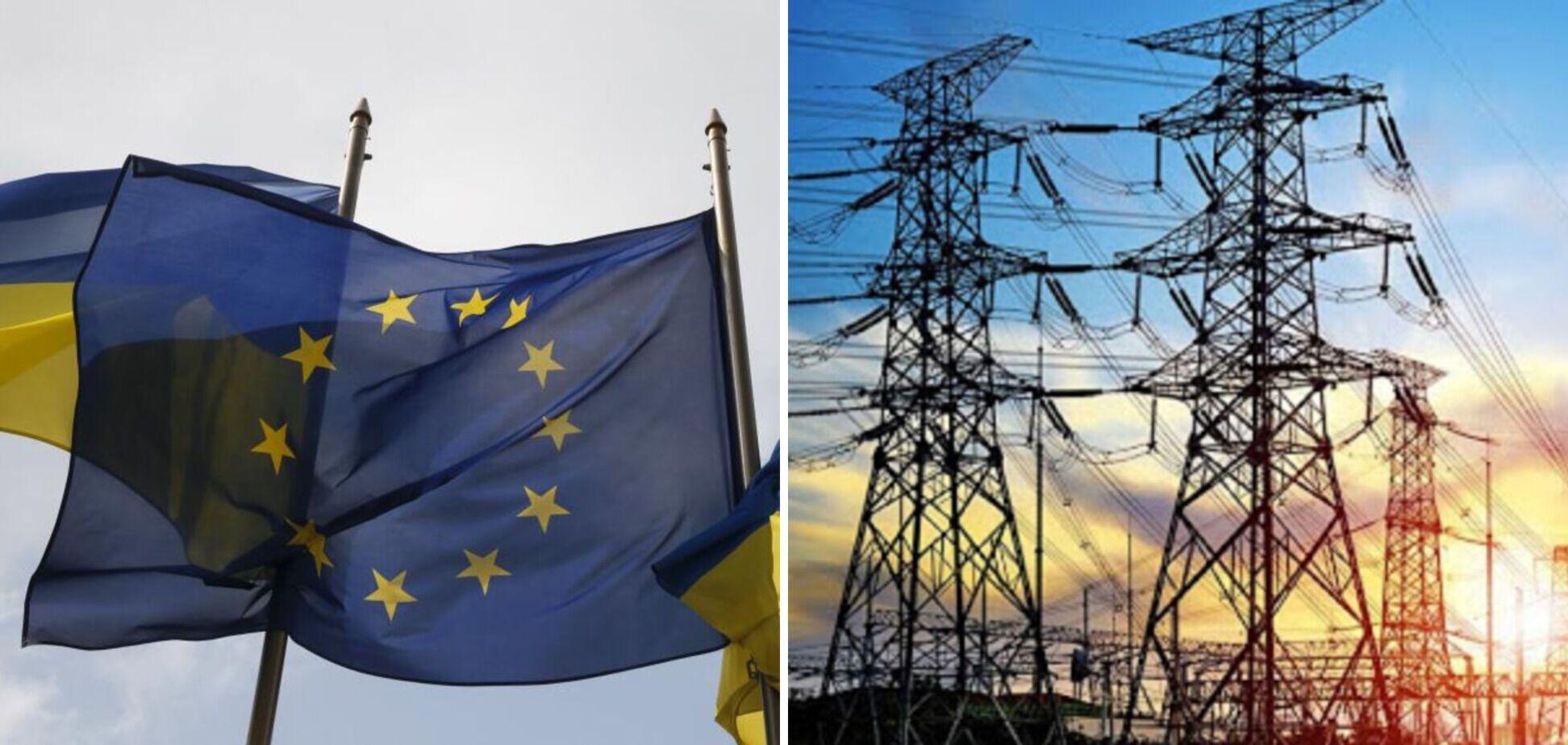 Європарламент слідом за ДТЕК підтримав інтеграцію України з ENTSO-E