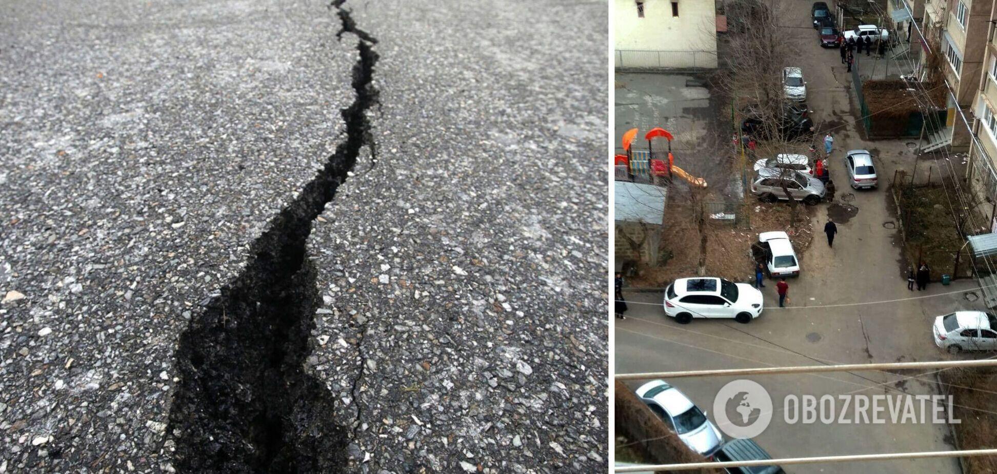 Біля Єревана стався сильний землетрус: жителі вибігали на вулиці. Фото і відео