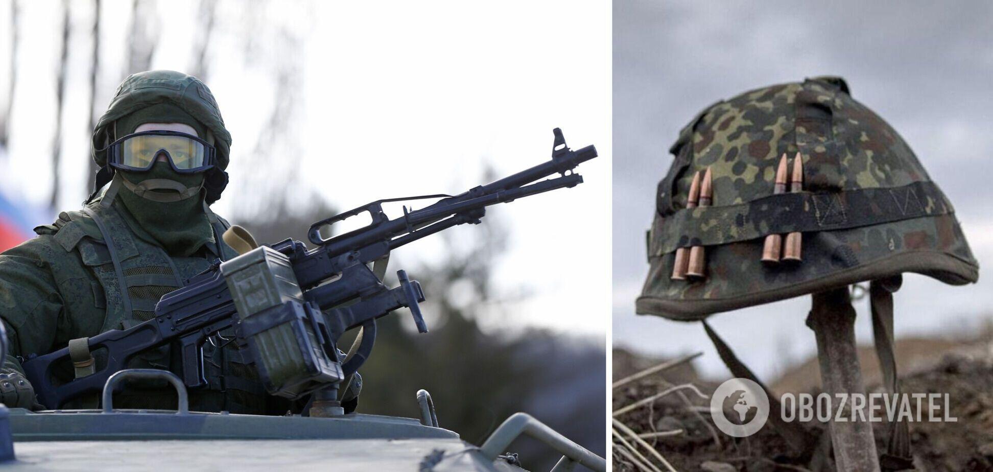 Войска России на границе с Украиной