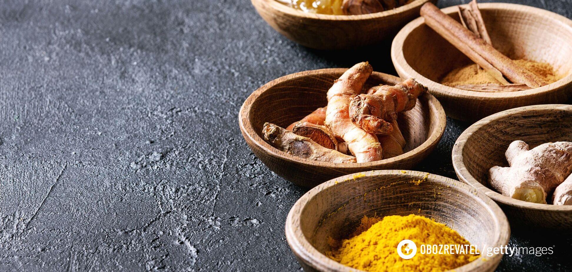 Рецепты для похудения с жиросжигающими специями