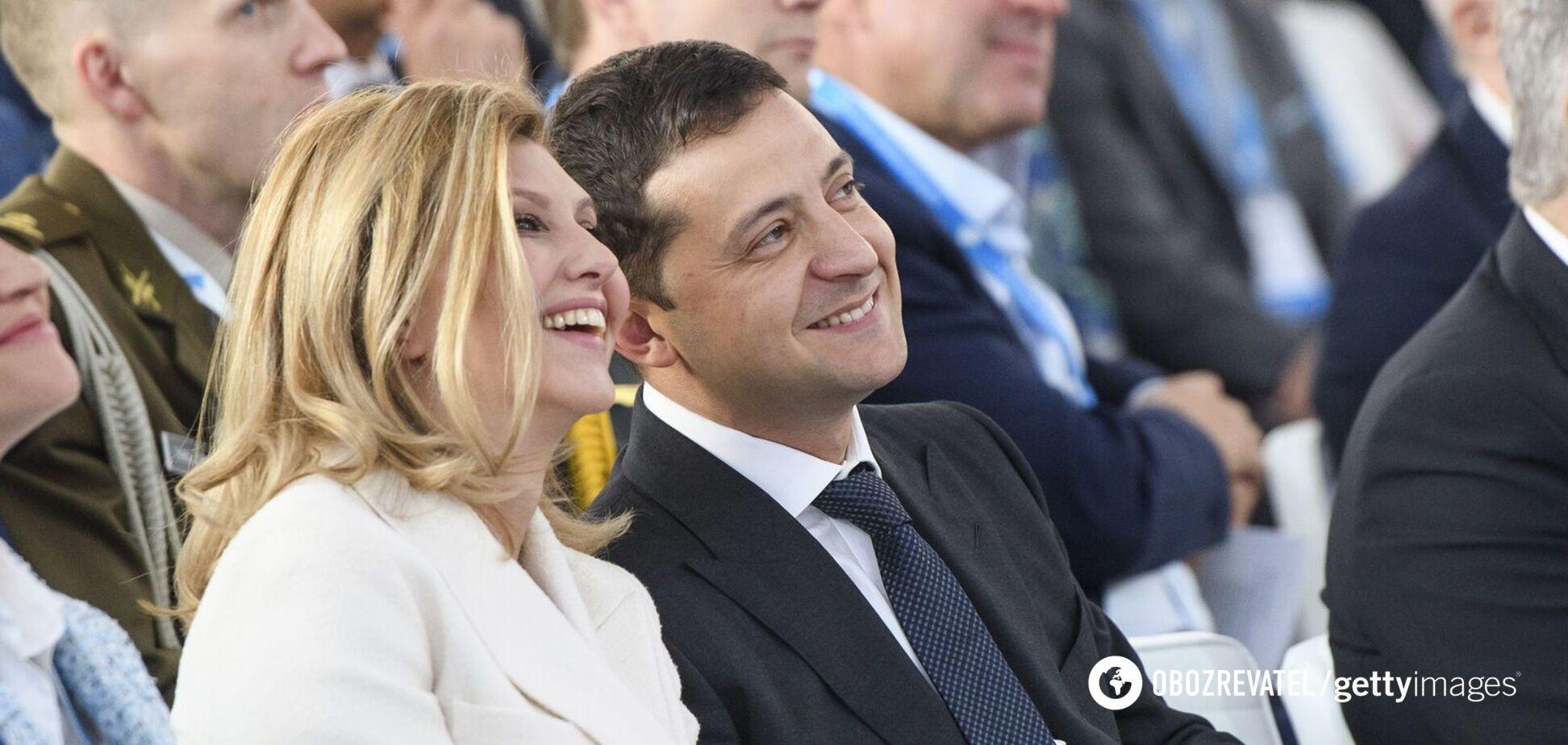 Зеленський із дружиною на 14 лютого відправляться в Арабські Емірати