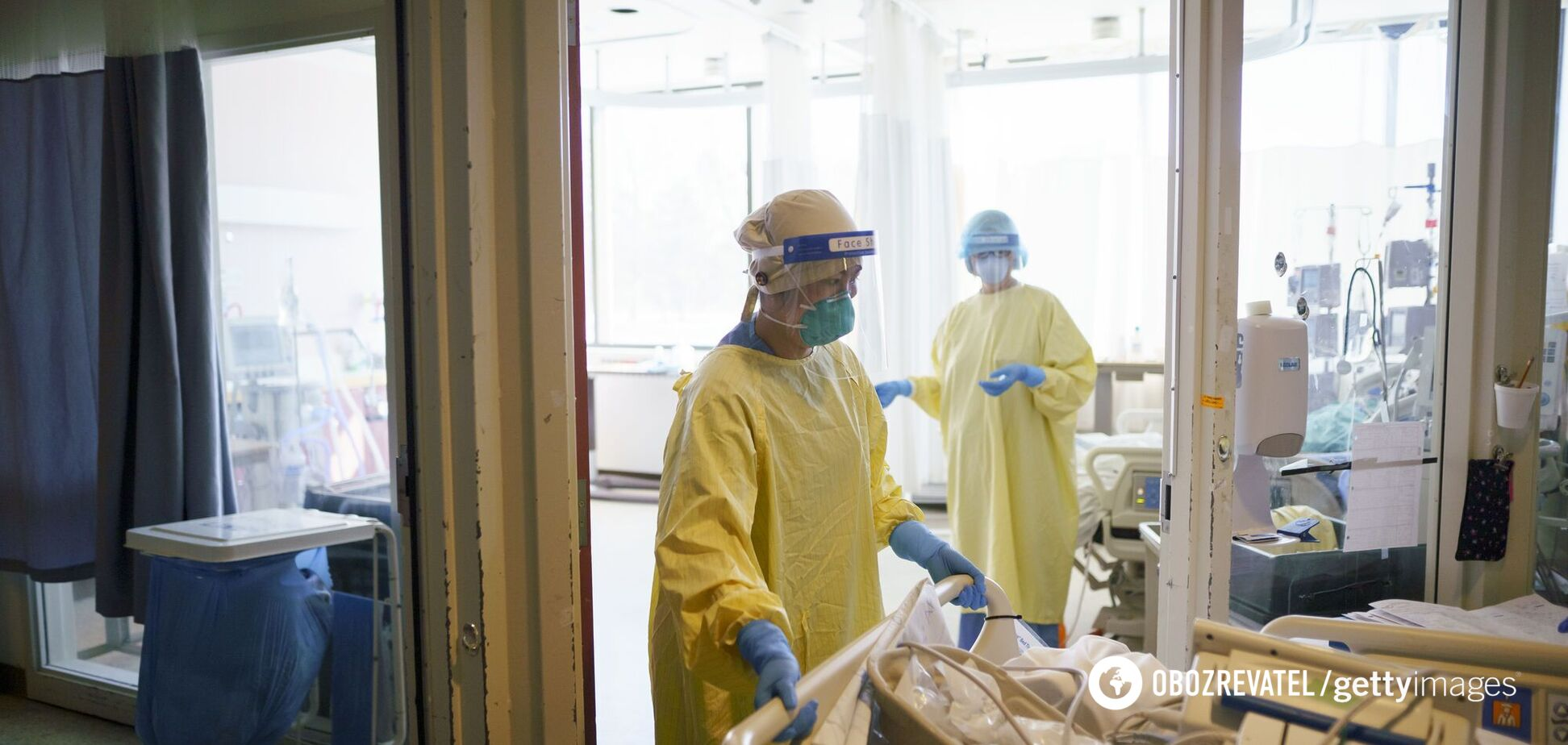 Пацієнти з COVID-19 вмирали в рази частіше, ніж з грипом: вчені порівняли хвороби