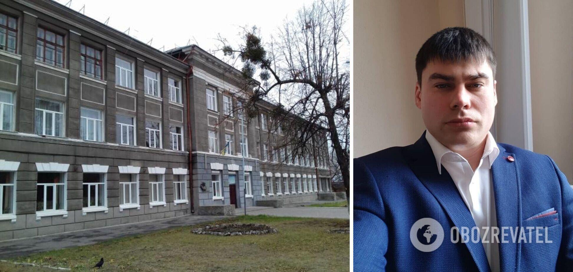 Бахтояров виступив проти перейменування школи імені Жукова