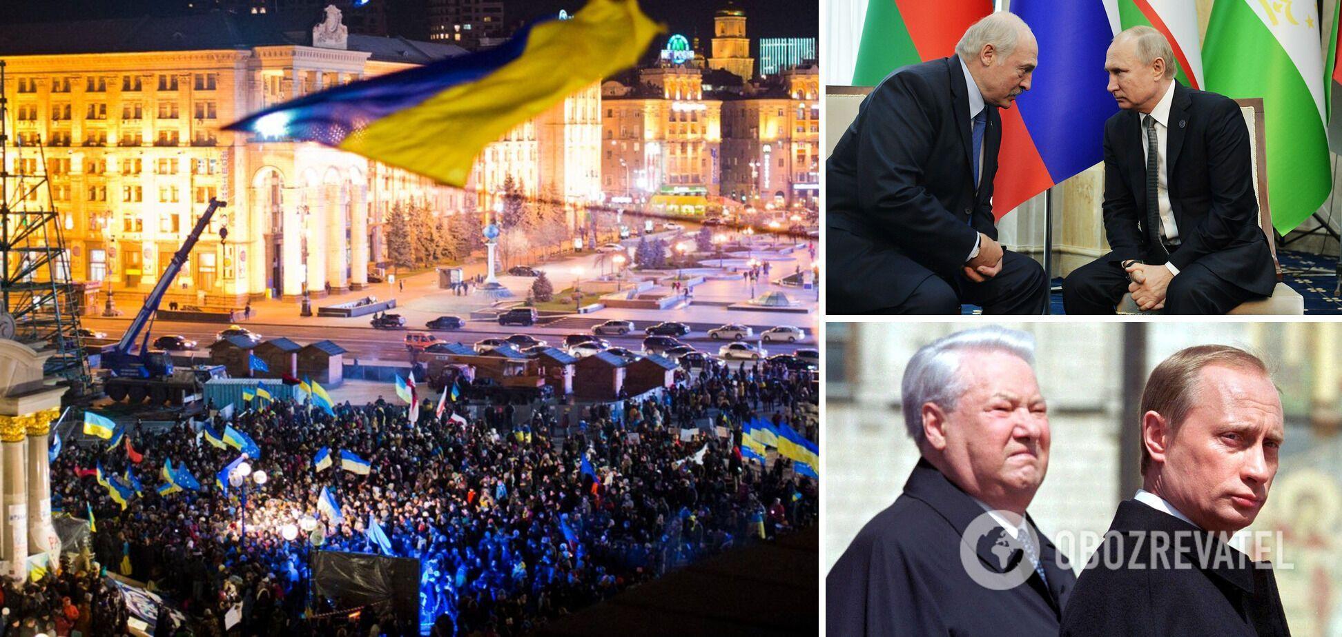 Союз наследников, или Почему украинская демократия так раздражает Кремль