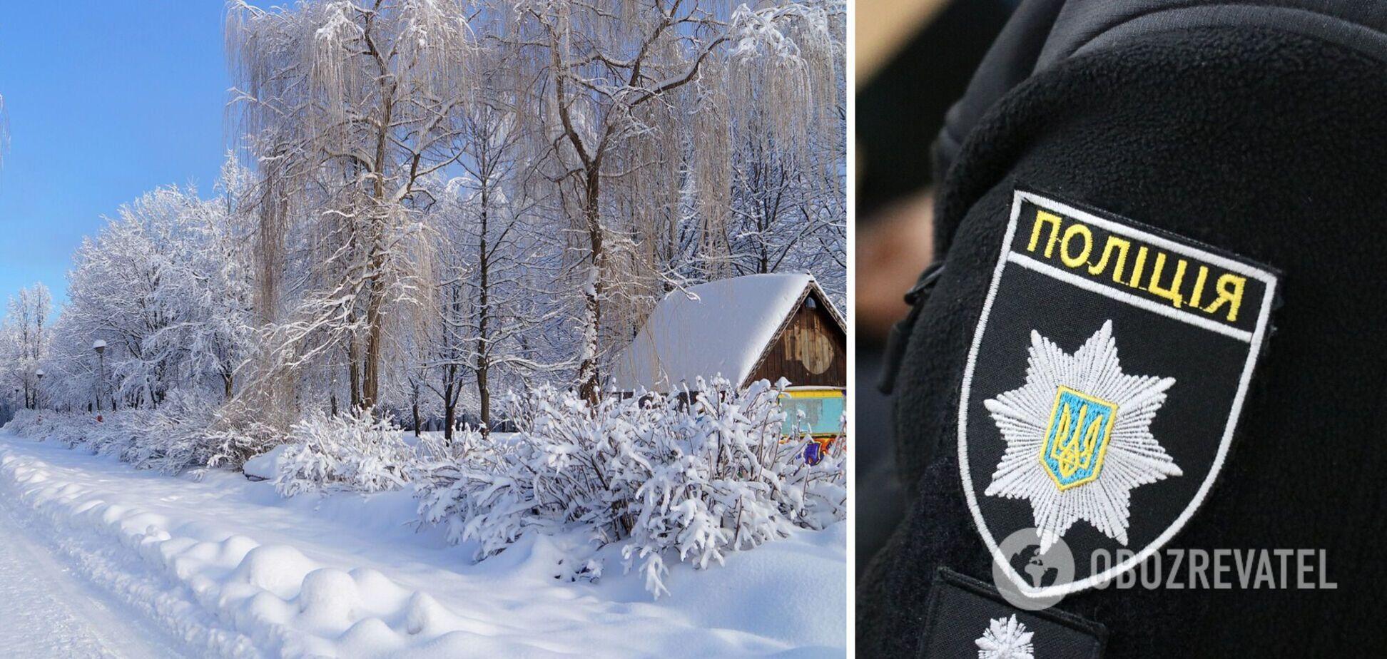 Українець збрехав копам про вбивство, щоб ті розчистили сніг