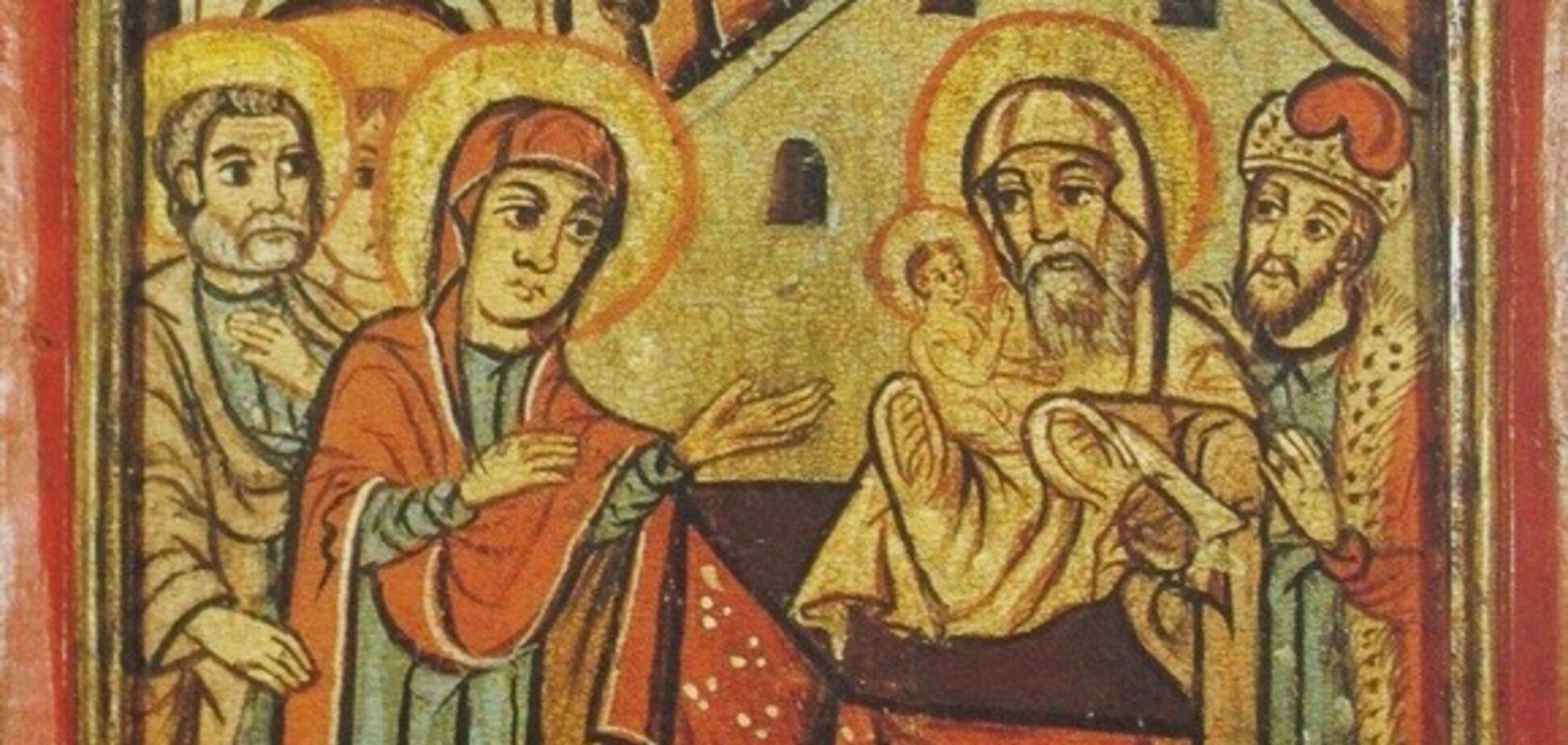 15 февраля праздник Сретения. Это вовсе не встреча весны с зимой