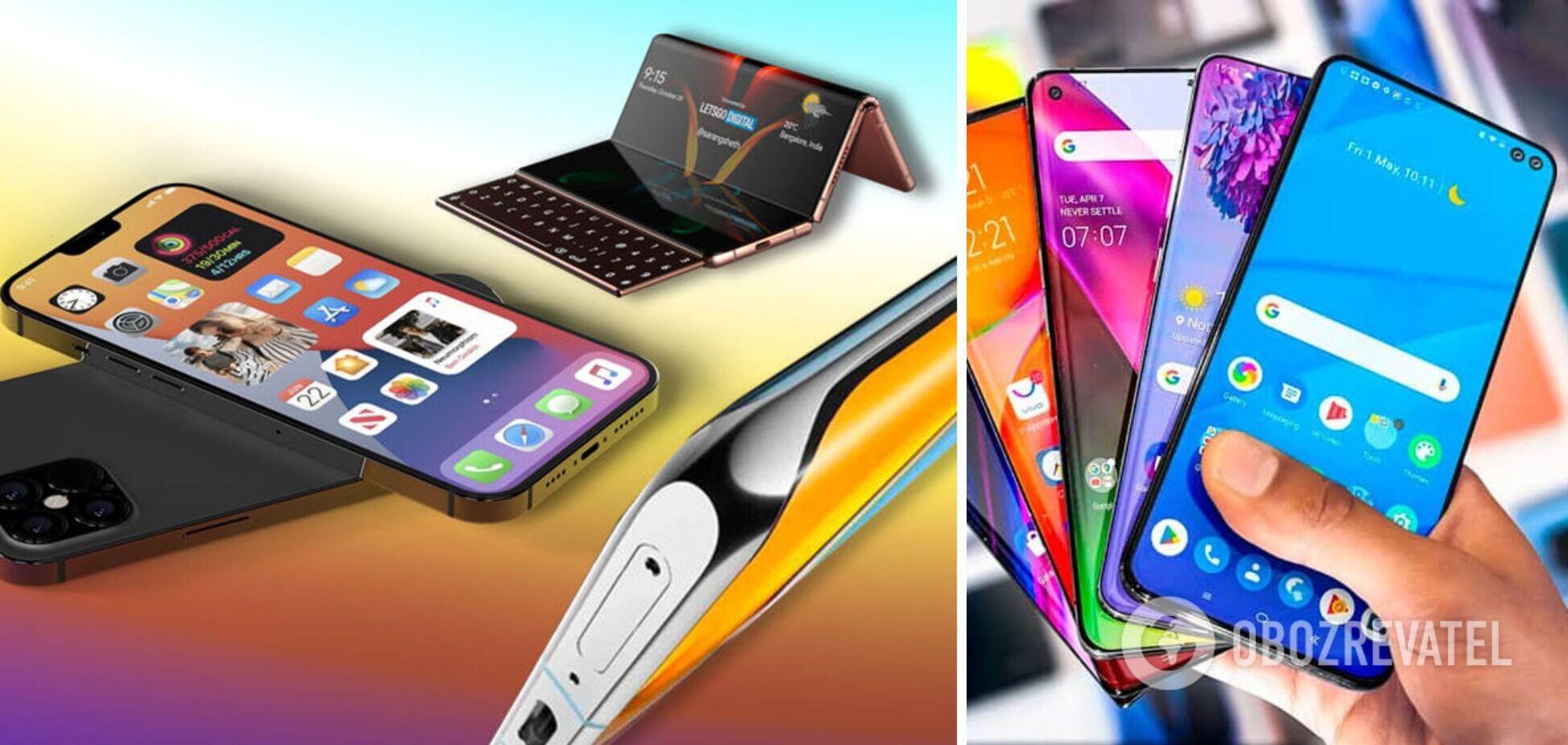 Названо головний тренд смартфонів у 2021 році