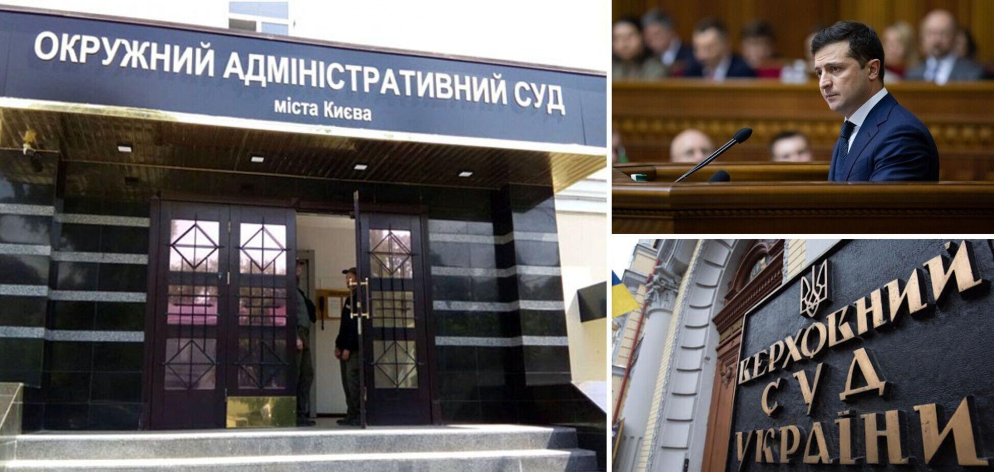 Прочь руки от решений центральной власти: как Зеленский хочет урезать часть полномочий ОАСК