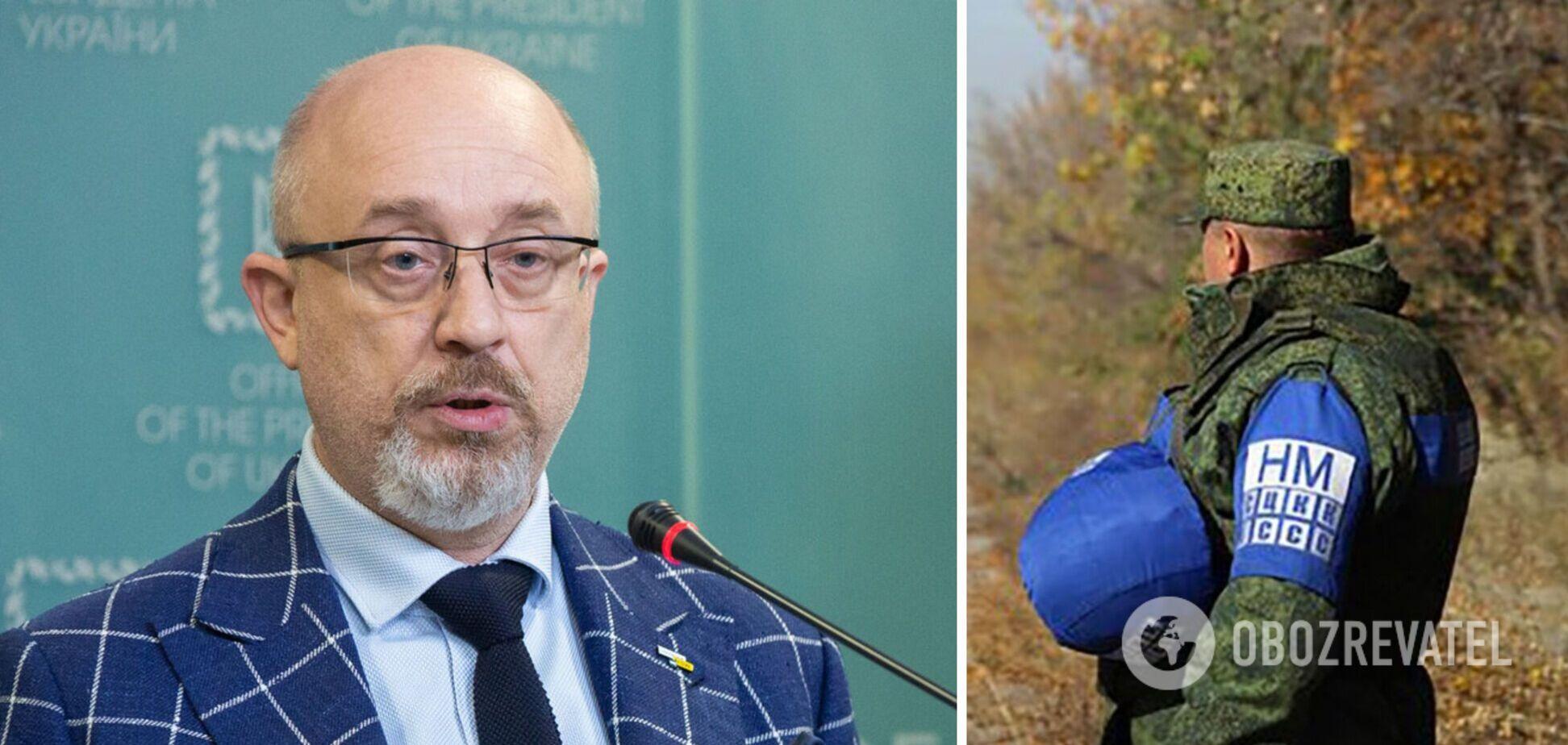 Резников объяснил, почему Россия блокирует Минские соглашения