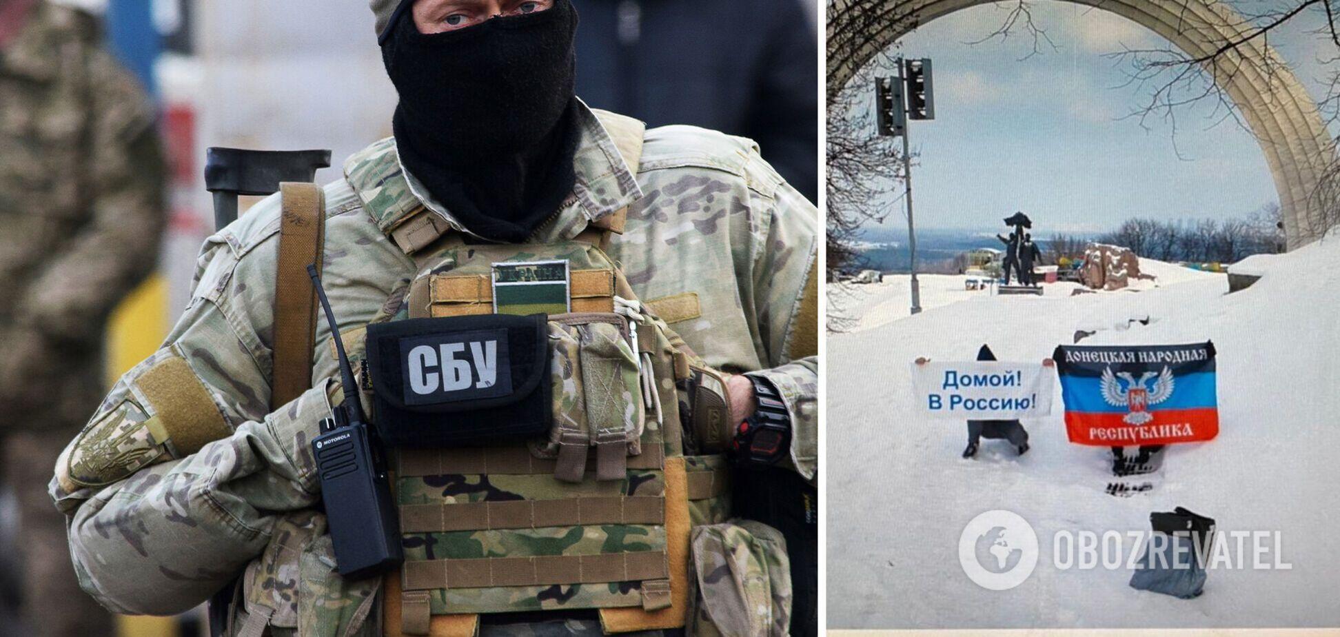 У Києві розкрили пропагандиста 'ДНР', який катував українських військових