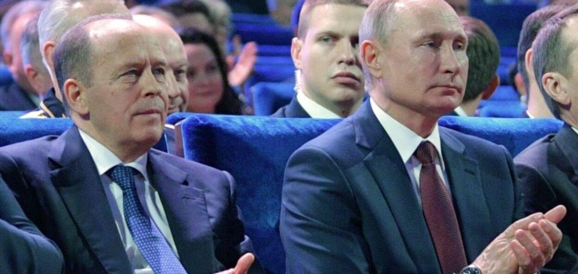 ФСБ/КГБ против Путина. Кто кого?