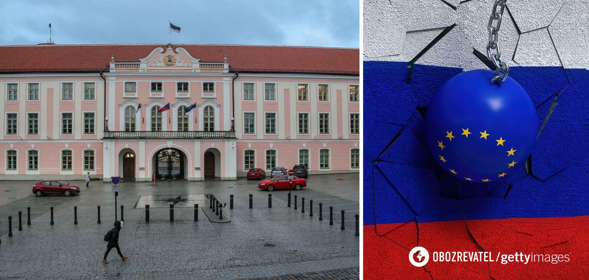 В ЄС закликали посилити санкції проти Росії