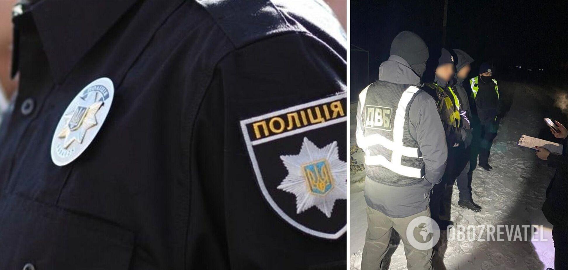 На Хмельниччині поліцейського викрили на 'зливі' таємної інформації МВС