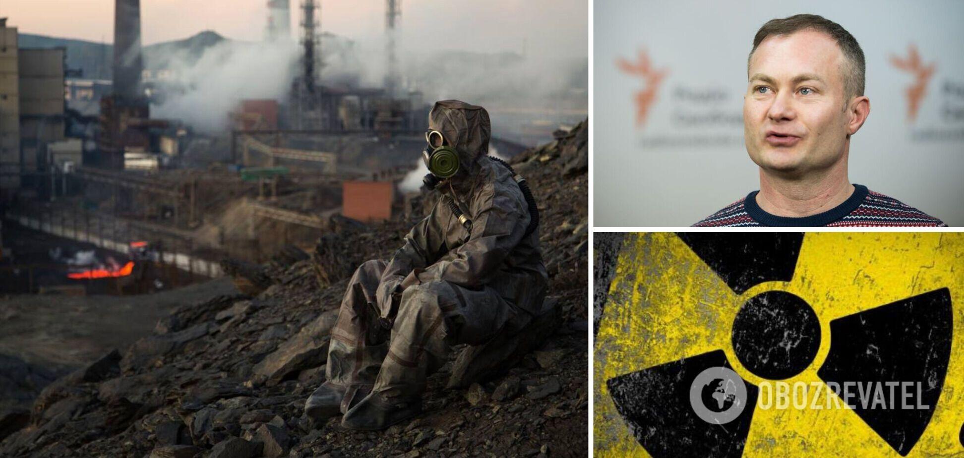 Донбасс столкнулся с угрозой радиации: в ТКГ пояснили, о чем речь