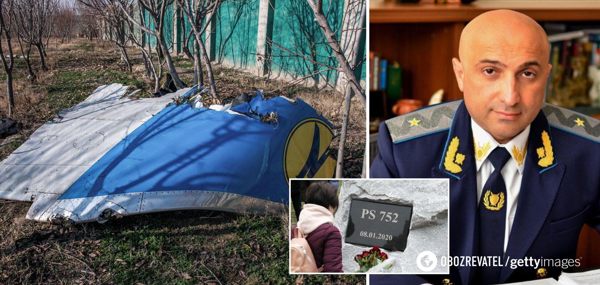 Катастрофа самолета МАУ в Иране