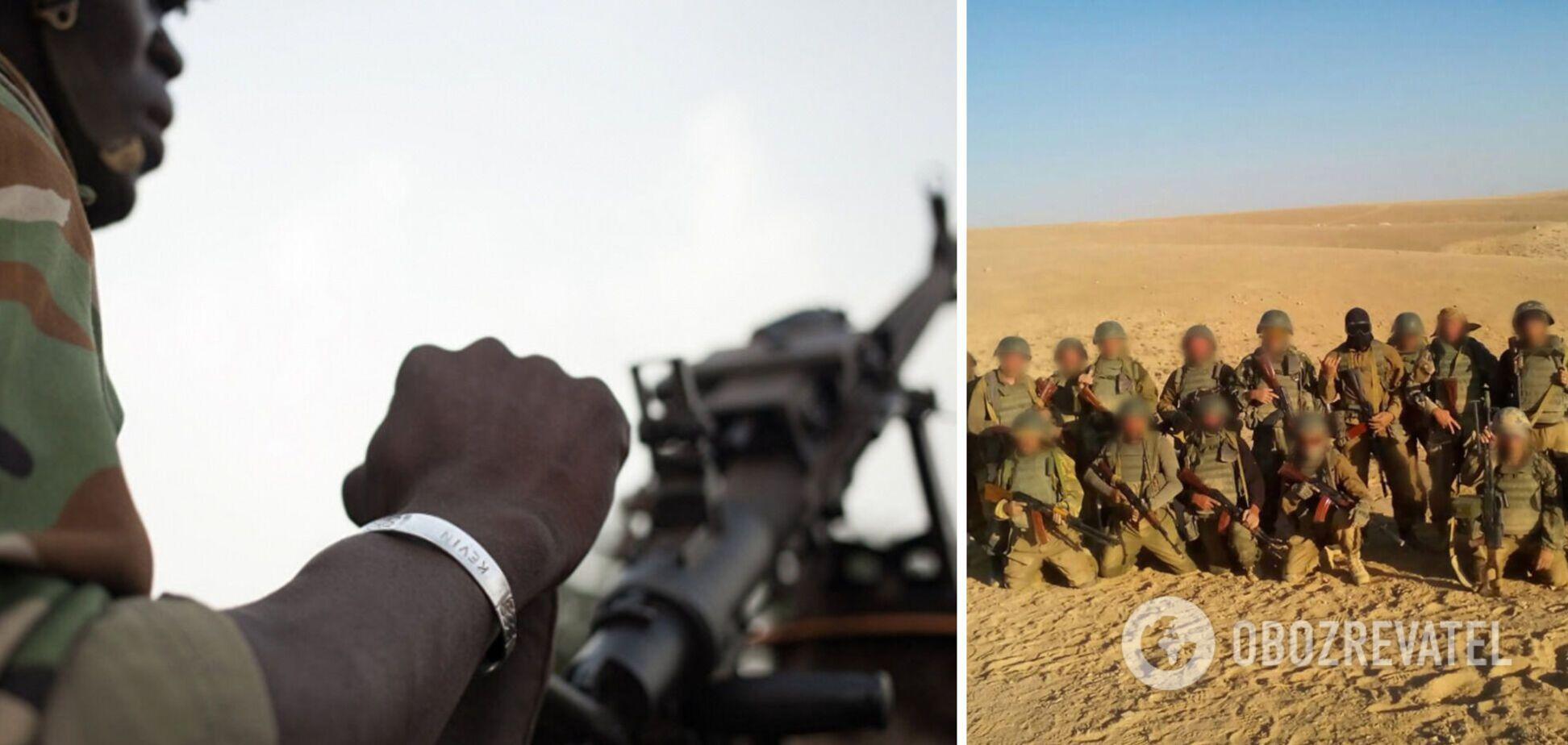 ЗМІ повідомили про захоплення і вбивство вангерівців в Африці: з'явилася реакція посла РФ