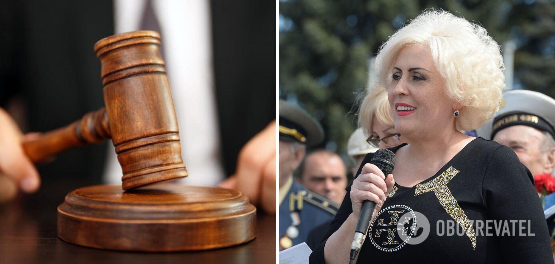 Штепа в суде заявила о пытках боевиков и назвала себя 'настоящим патриотом'