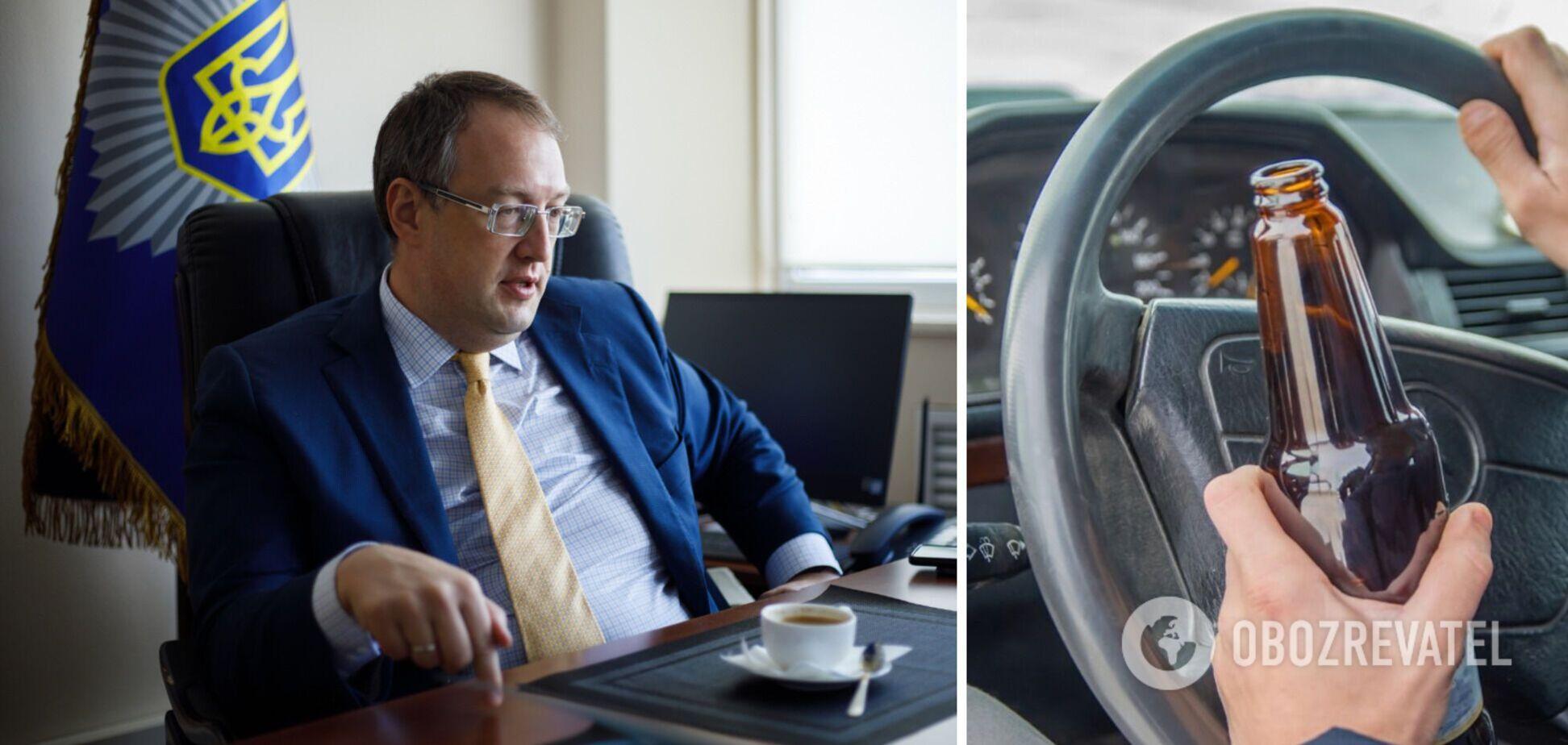 Геращенко – о новых штрафах за пьяное вождение: мы закрываем 90% дыр в законодательстве