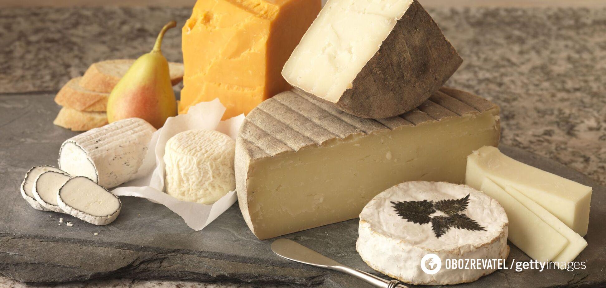 Який твердий сир найкорисніший для фігури