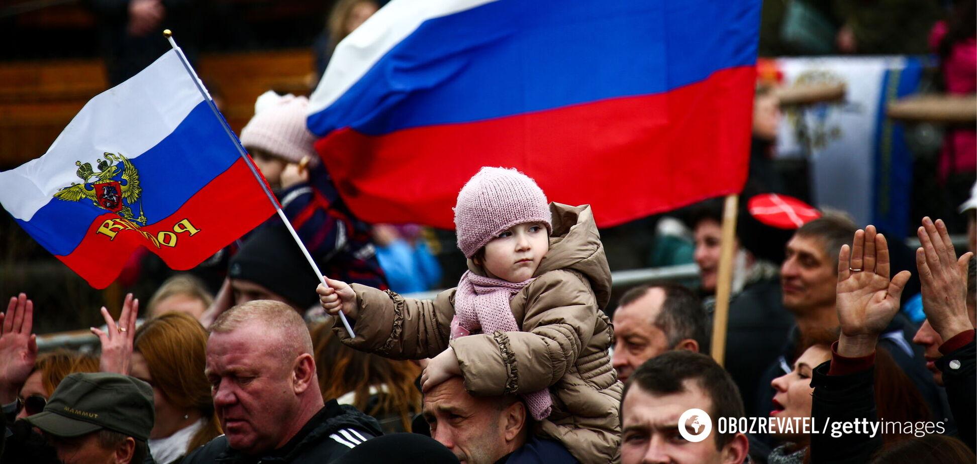 Россияне, которых переселили в Крым, должны бежать оттуда, – Чийгоз