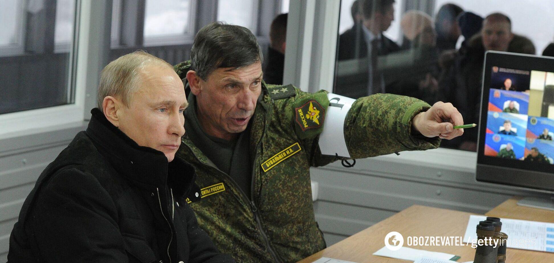 Путін не може влаштувати наступ на Україну: Жданов назвав причину