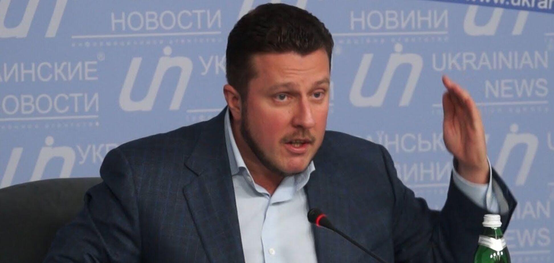 Нардеп Яценко пояснив, чому вийшов з групи 'За майбутнє'