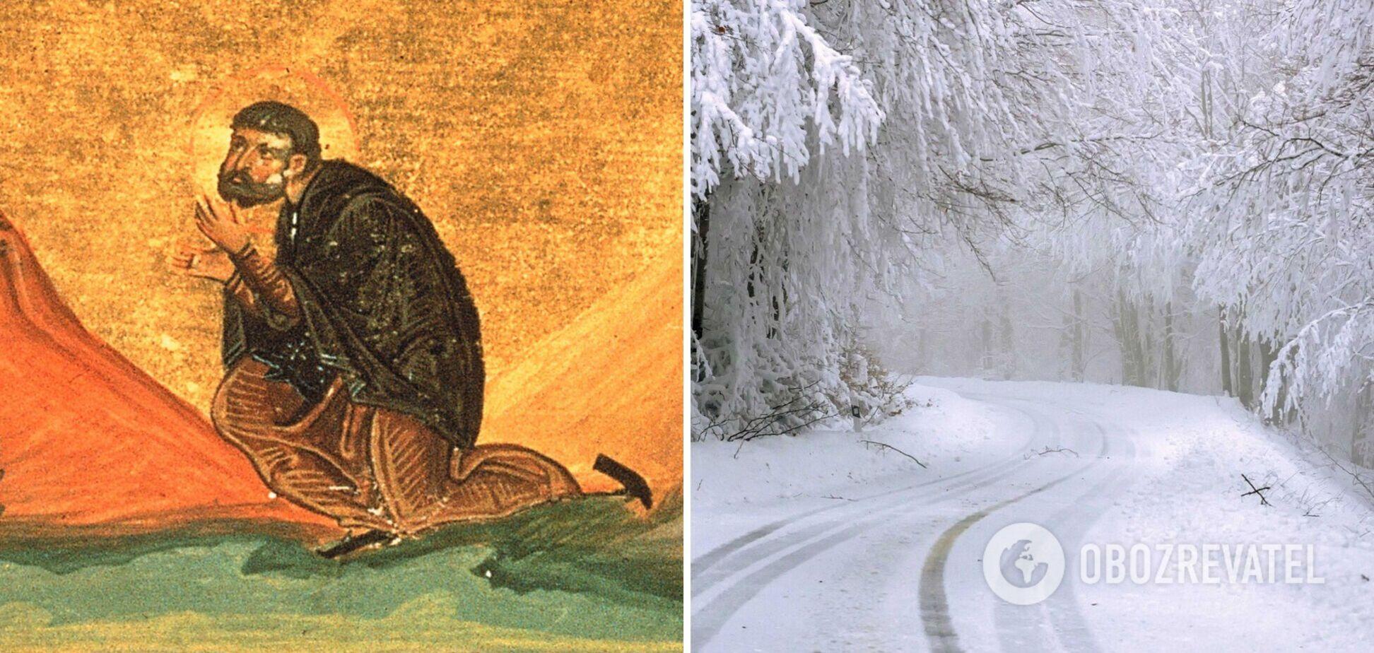 17 лютого віряни вшановують пам'ять Миколи Студита