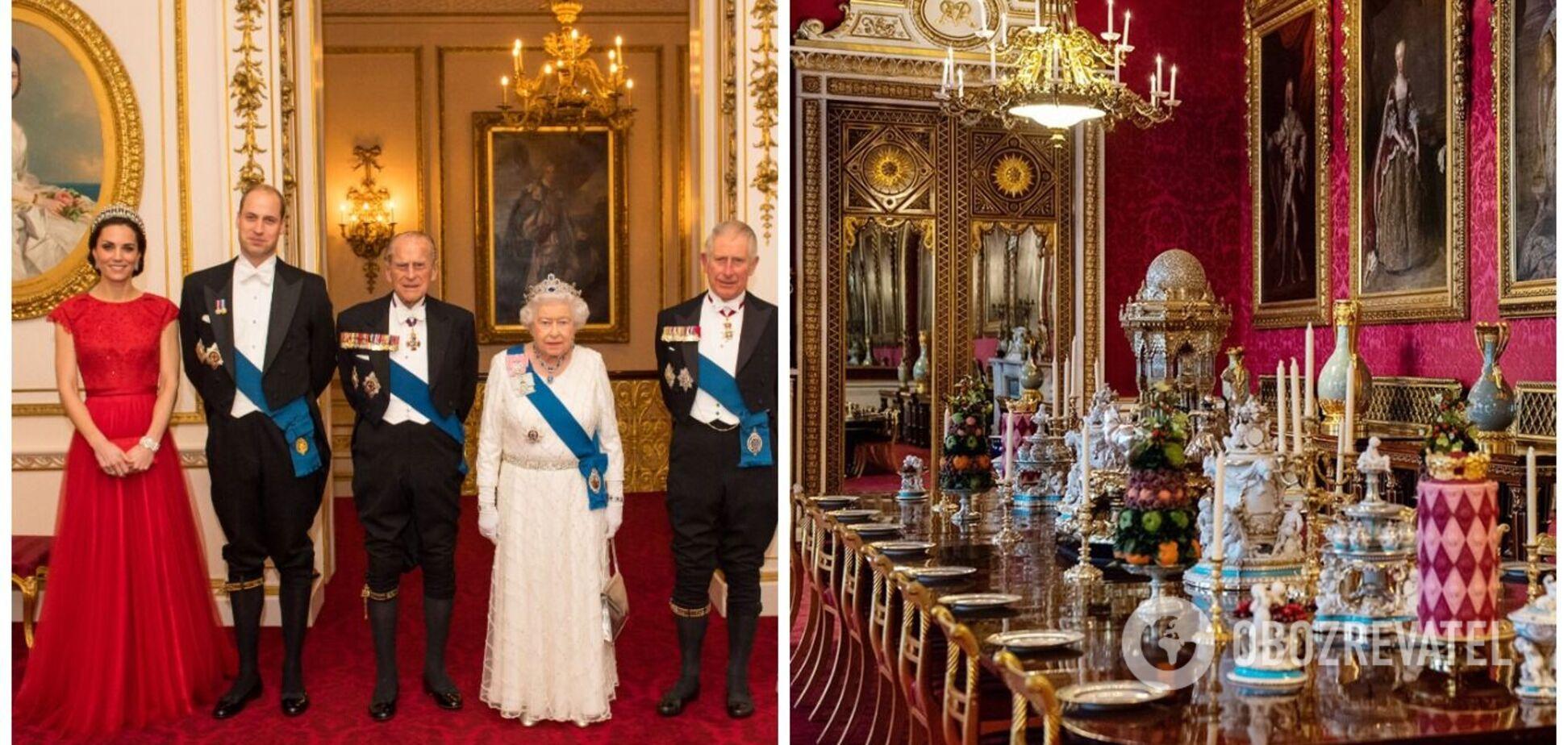 Где живут королевские семьи: роскошные дворцы. Фото
