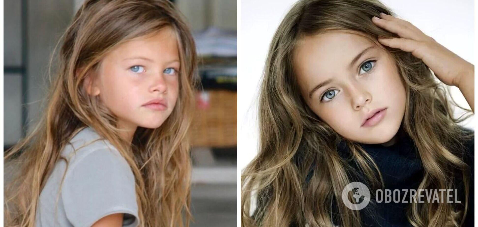 Самые красивые дети в мире выросли: как они выглядят сейчас