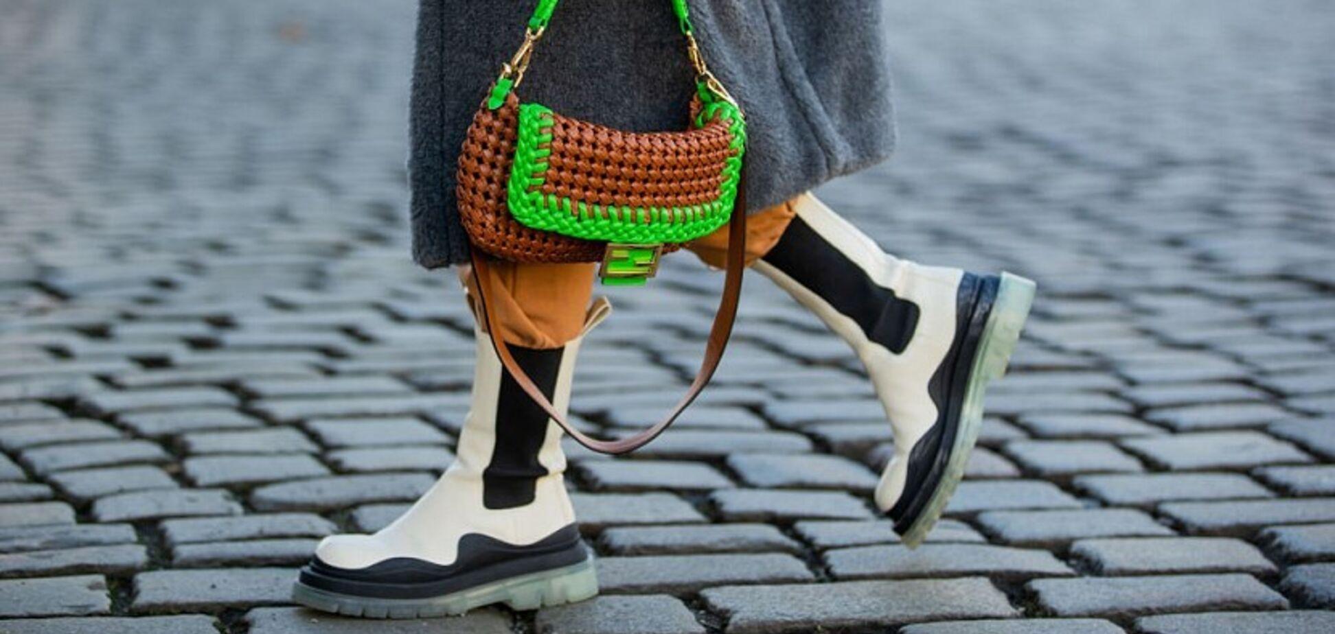 Тренди взуття 2021