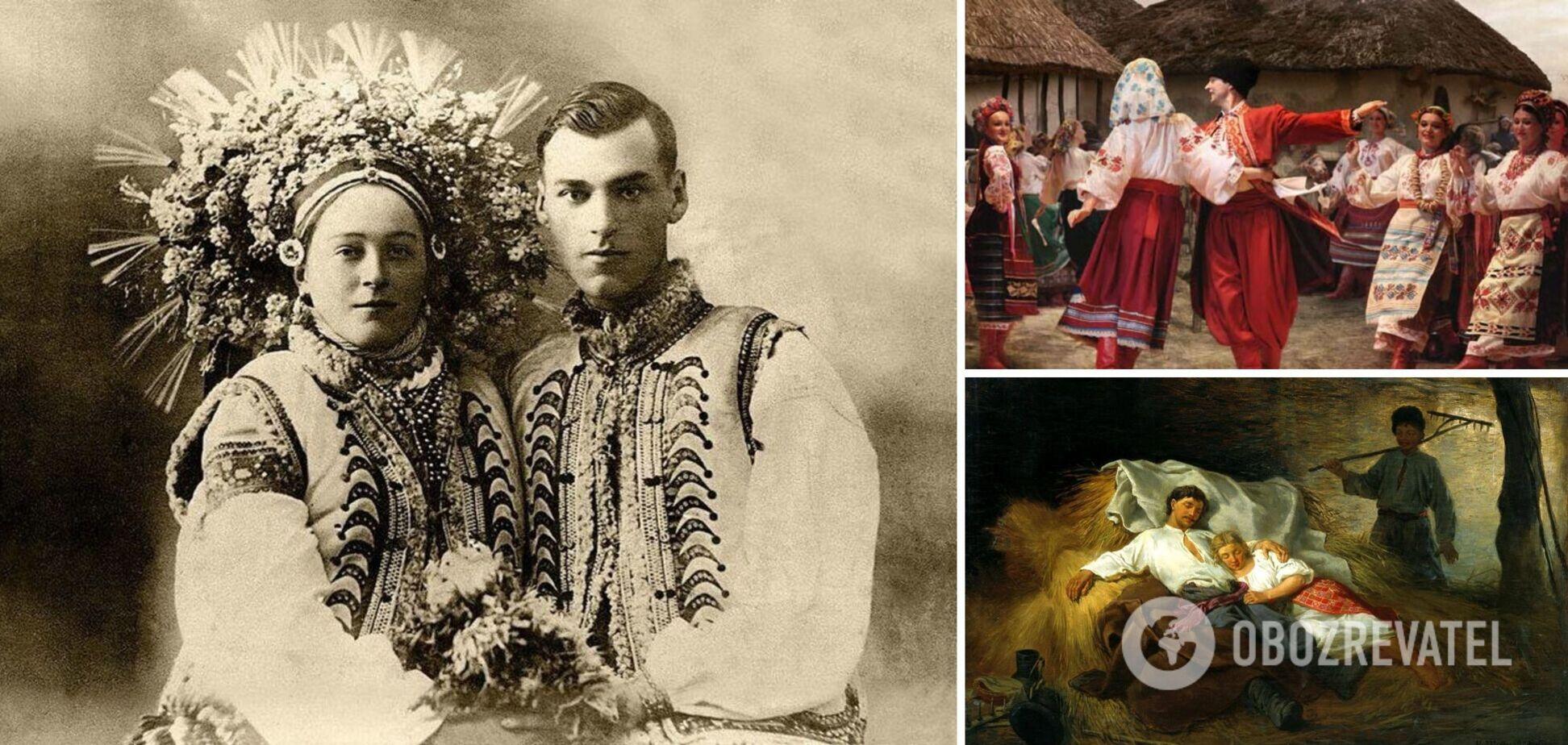 Какой была первая брачная ночь украинских молодоженов: этнолог рассказала о традициях, мифах и реальности