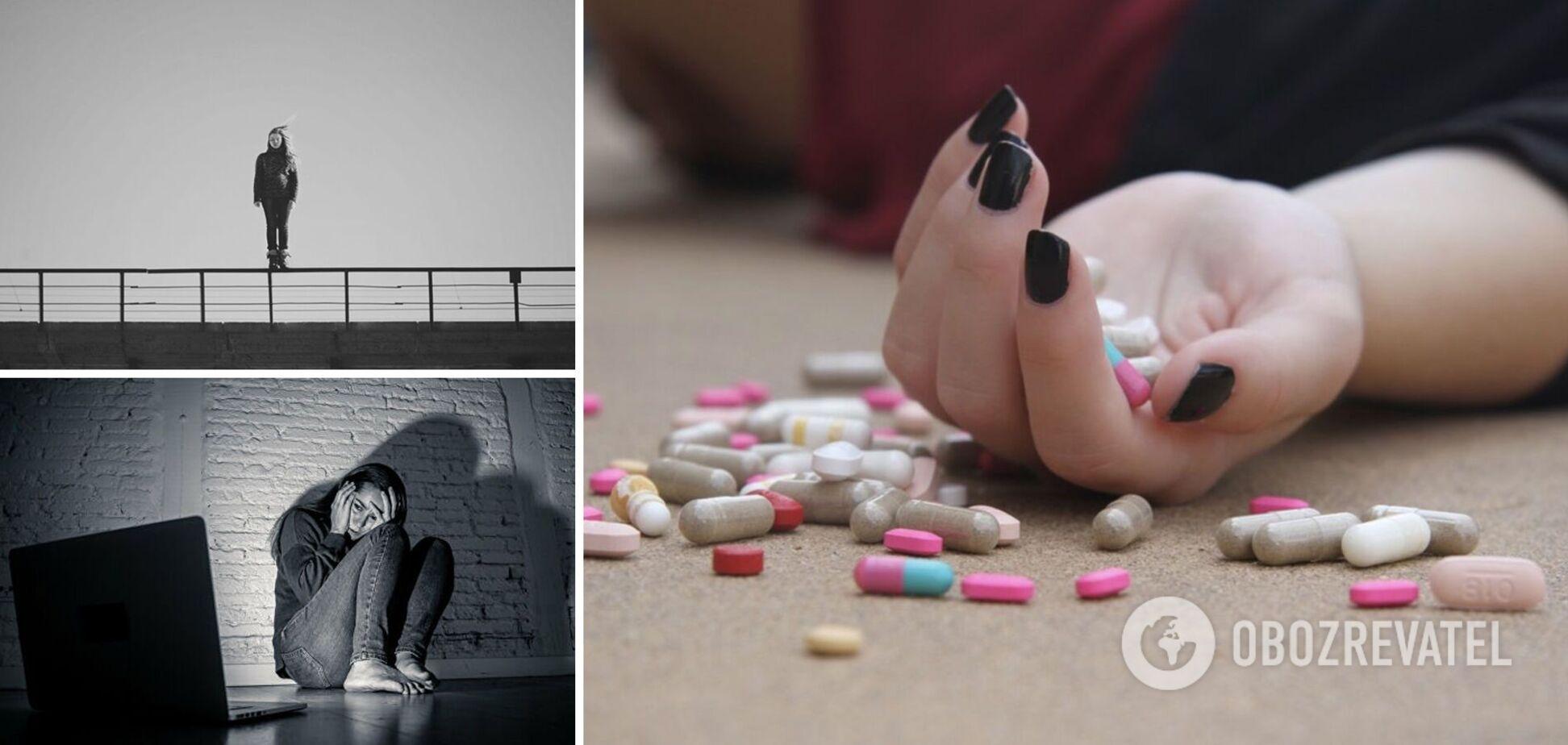 Украину захлестнула волна загадочных самоубийств: подростки травятся таблетками и выпрыгивают из окон