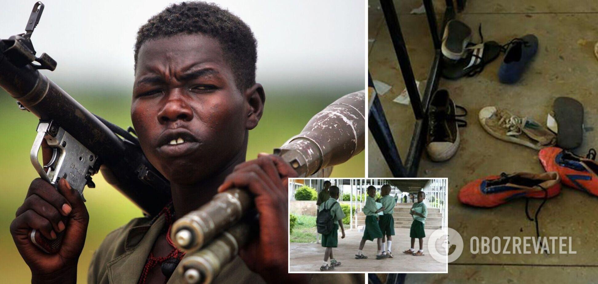 В Нигерии боевики напали на колледж: есть убитые и сотни похищенных