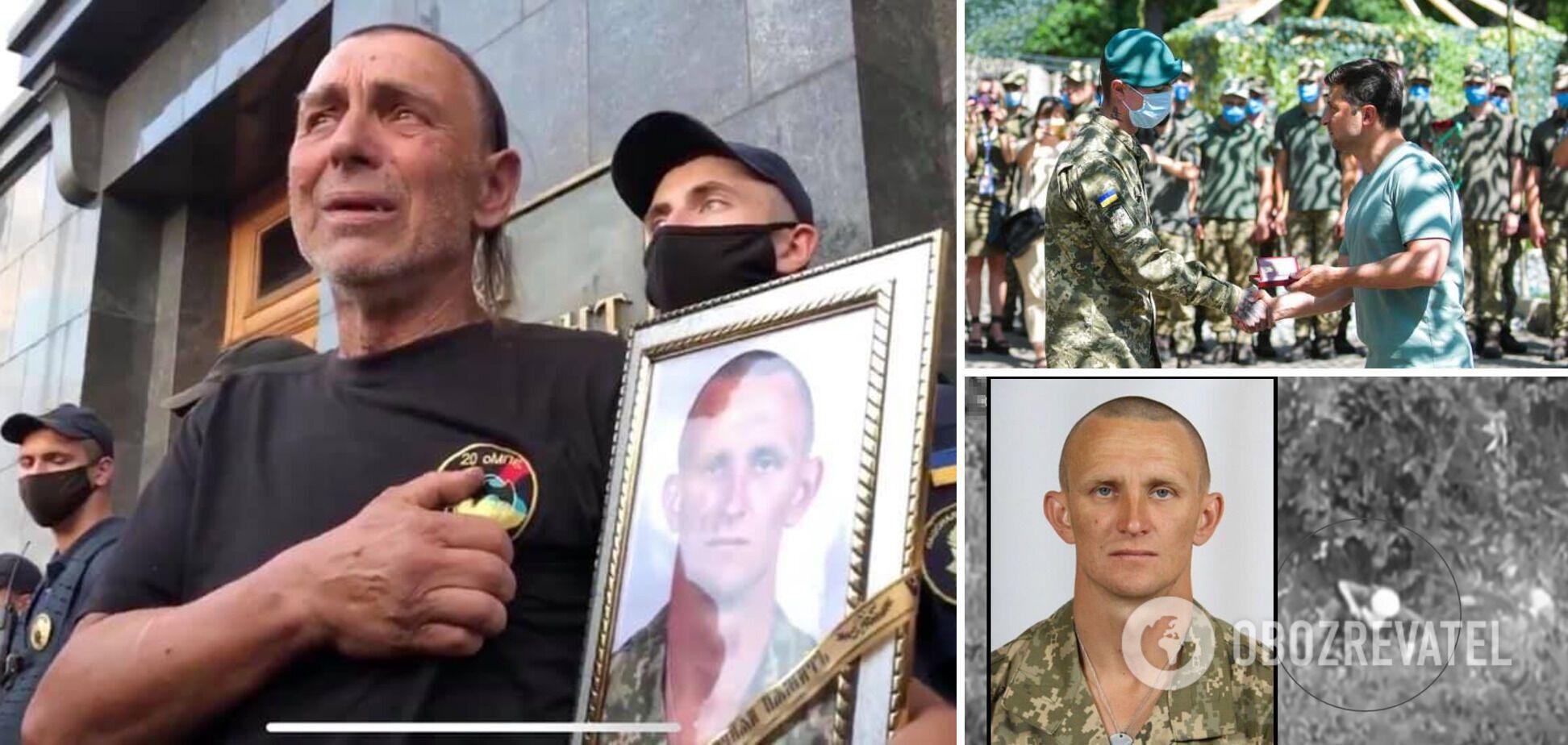 Отец разведчика Журавля: сын истекал кровью и верил, что за ним вернутся, но никто не помог