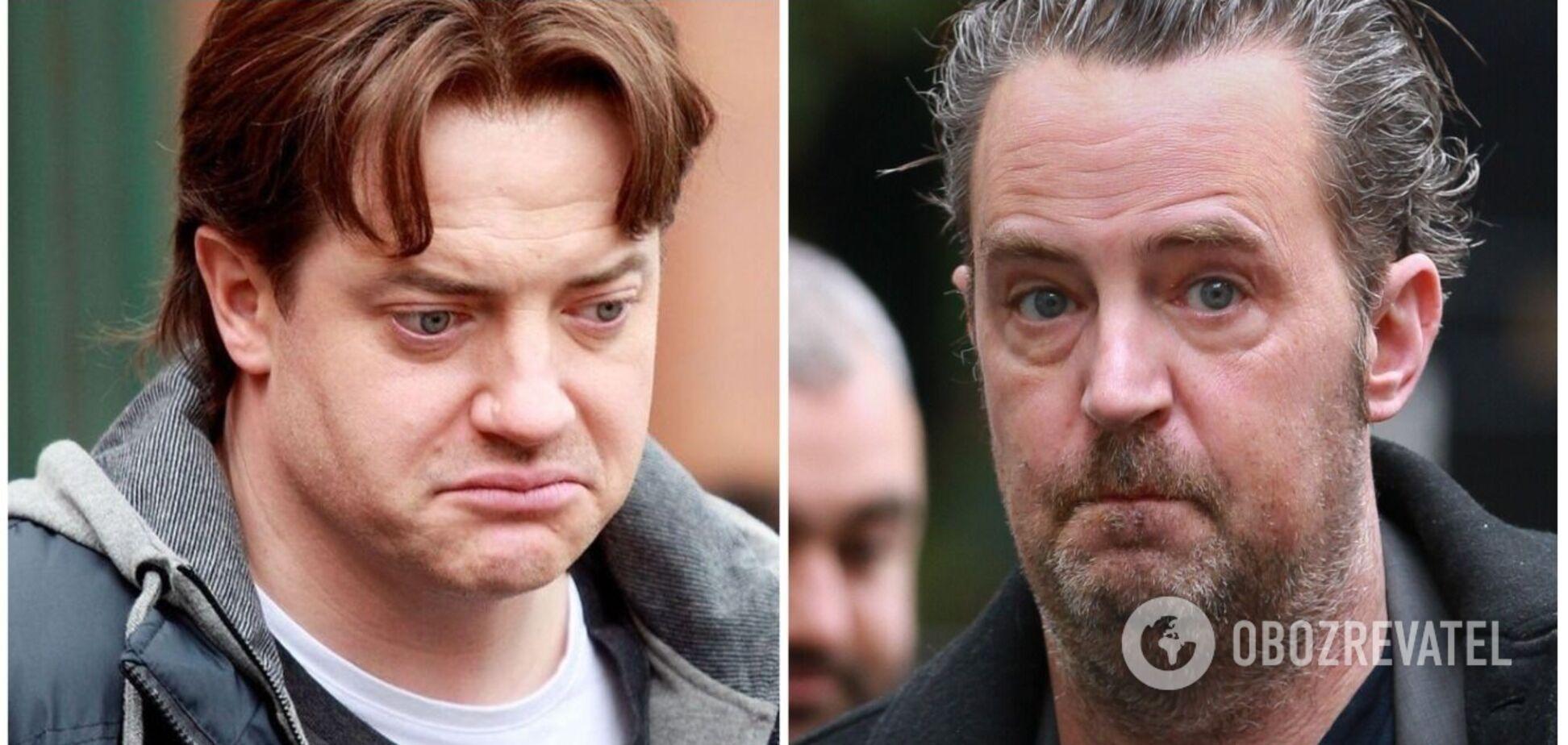 Эти звезды Голливуда лишились карьеры из-за лишнего веса: фото до и после