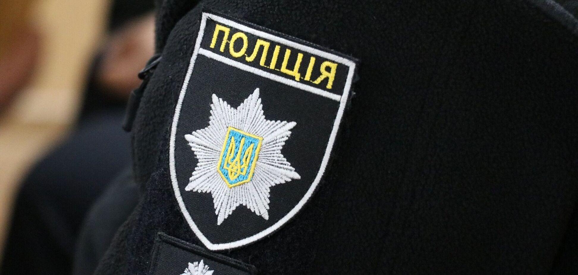 В Черкассах избили полицейских