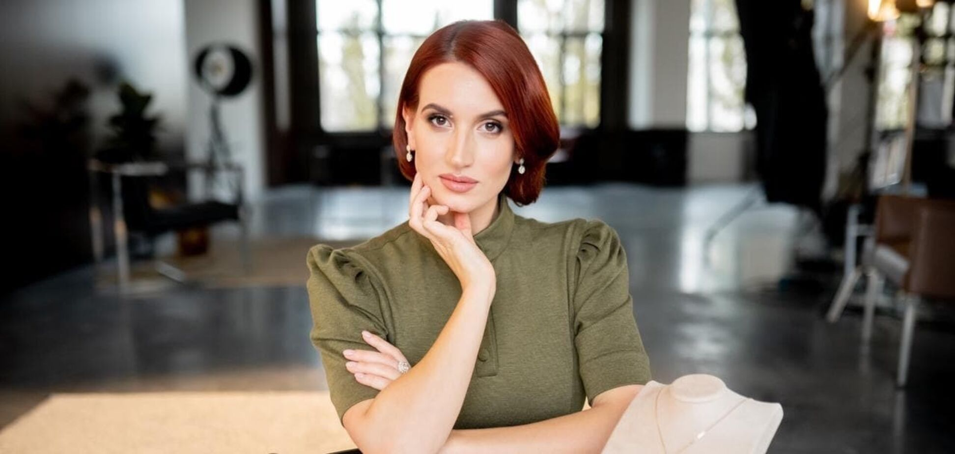 Євгенія Емеральд розповіла про свій ювелірний бренд