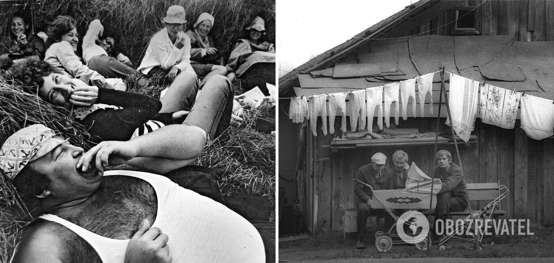 Блогер показал 'нищий' СССР на фото 70-80-х годов: редкие кадры