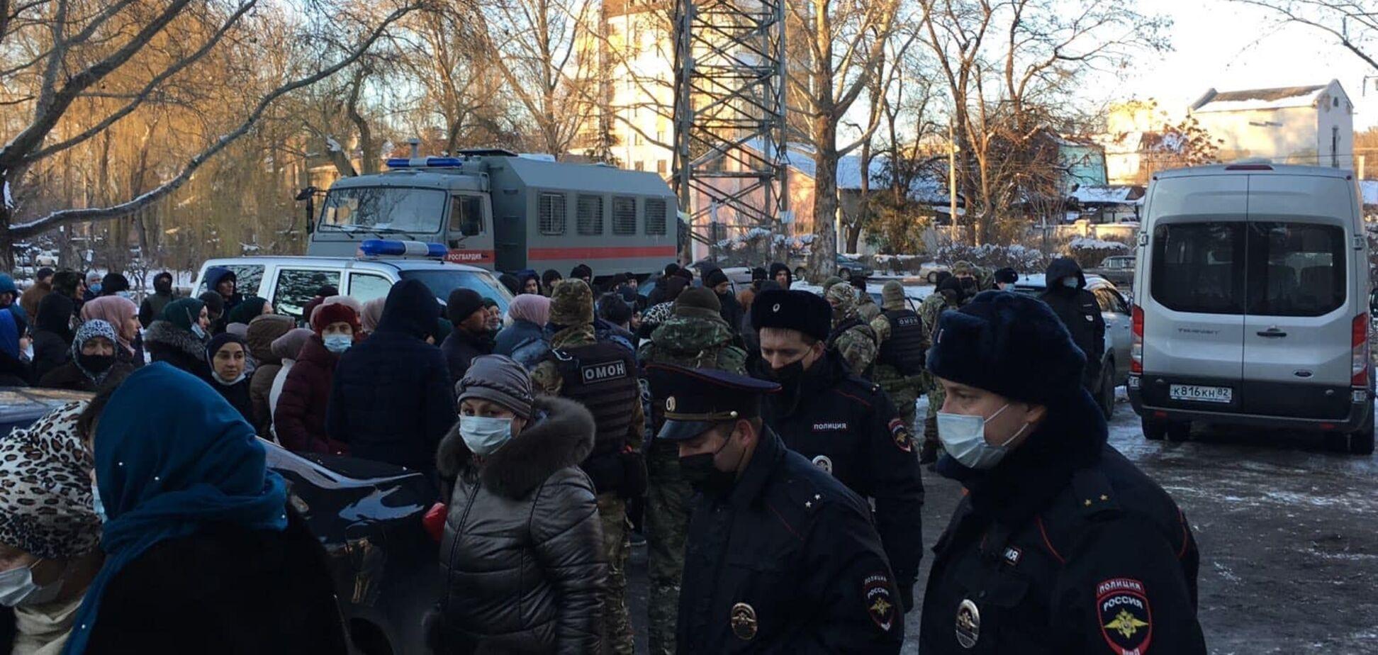 Новости Крымнаша. Главное, результат им по душе — депортация из Крыма крымчан