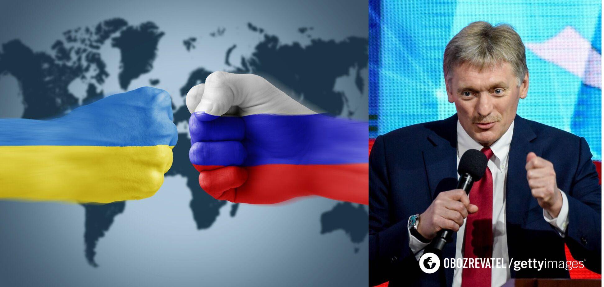 У Путіна назвали Україну 'недружньою країною і проєктом Заходу'