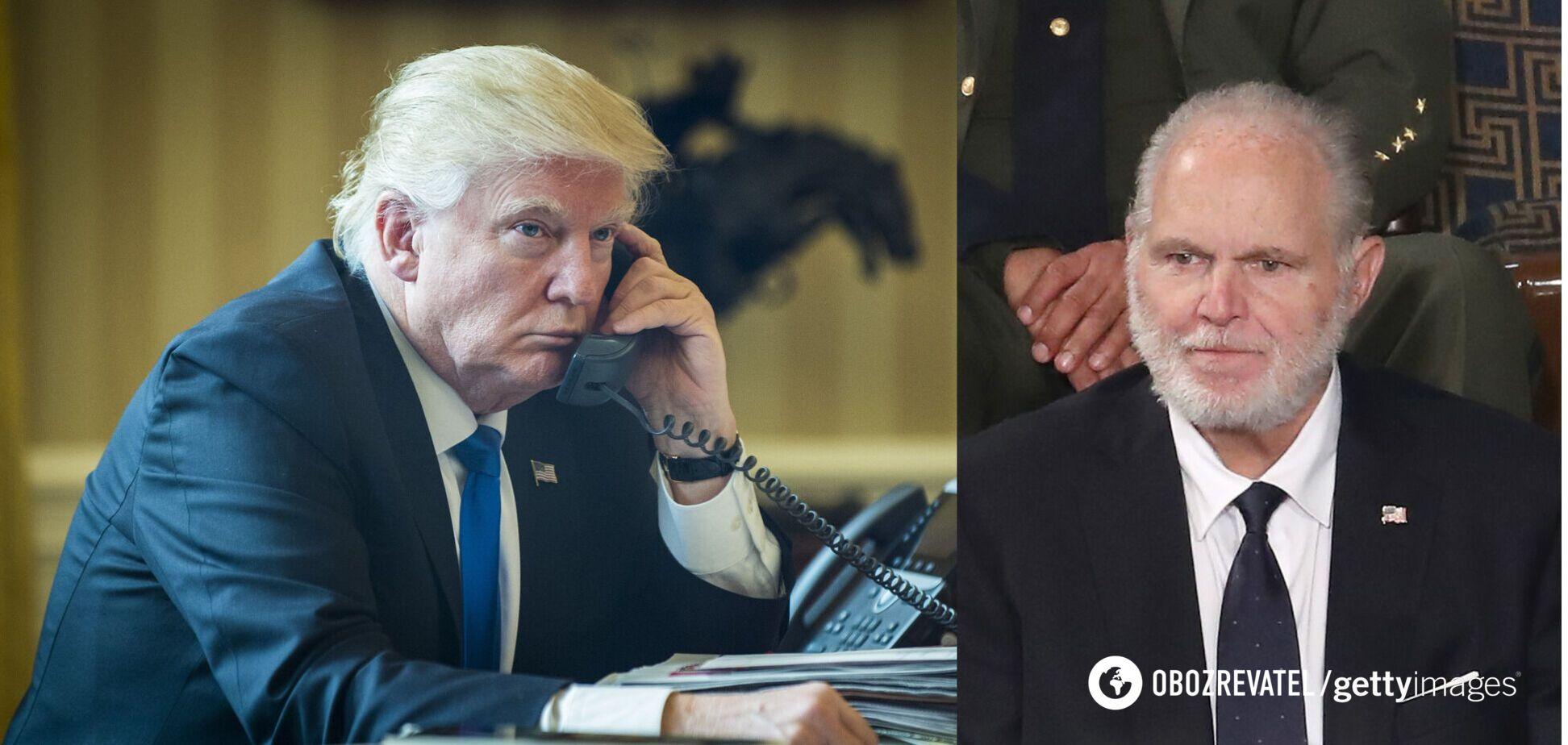 Трамп впервые нарушил молчание в СМИ после ухода с поста