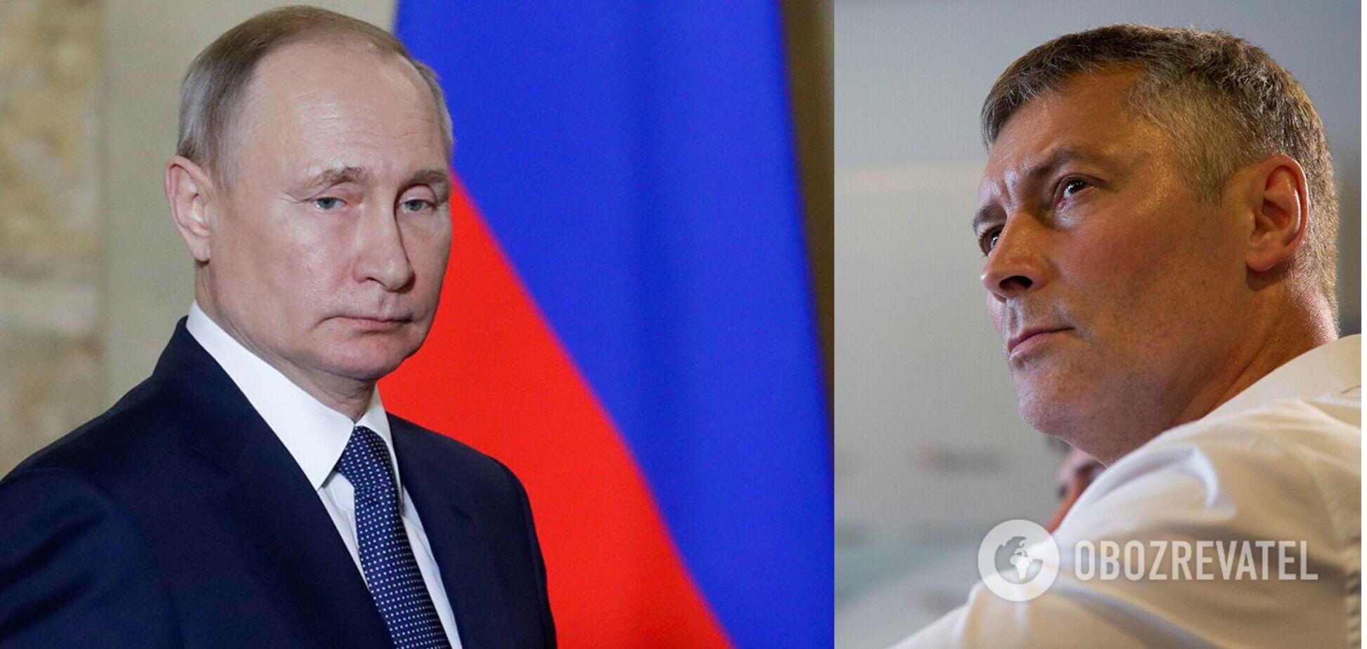 Ройзман про 'палац Путіна': у труні кишень немає