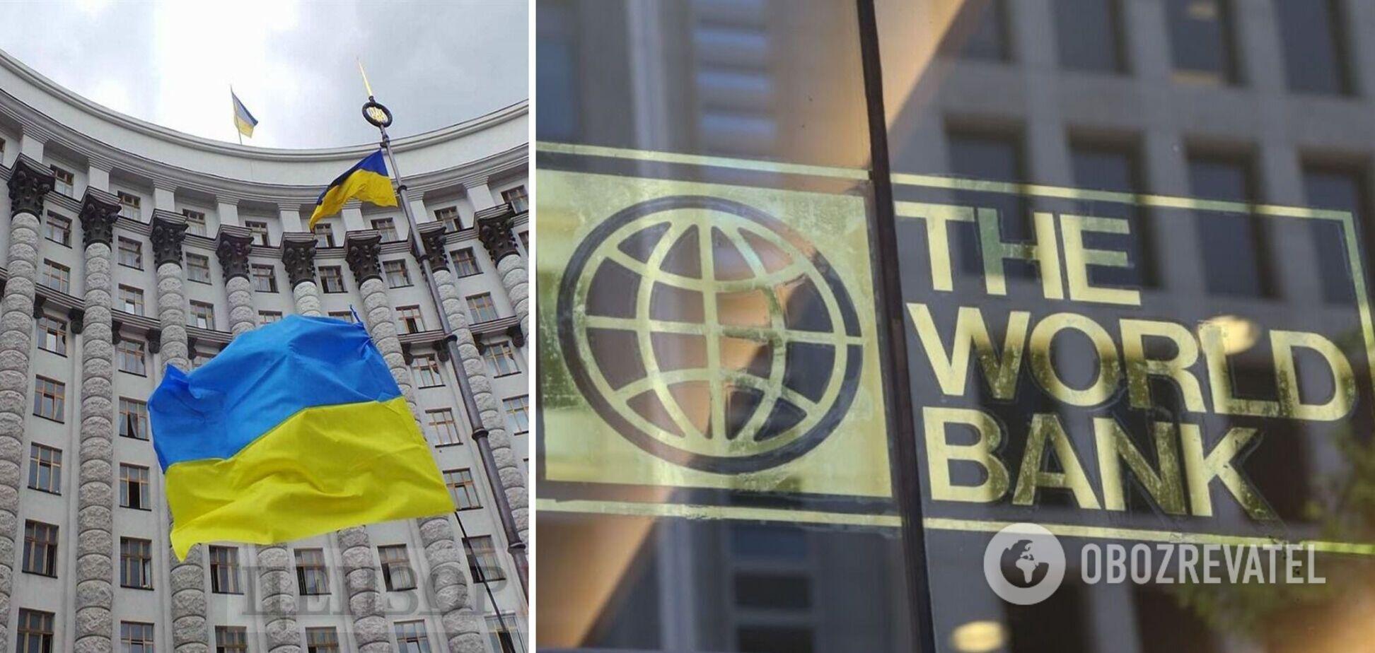 Світовий банк дасть Україні багатомільйонний кредит на вакцини від COVID-19