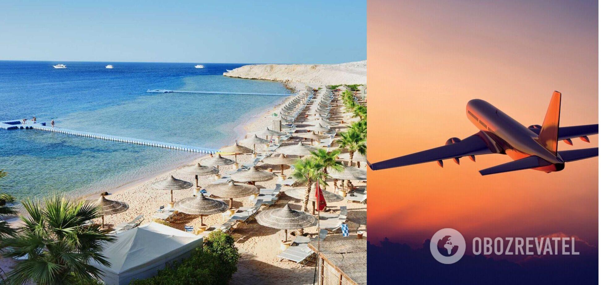 Популярные у украинцев курорты Египта спустя 5 лет намерены возобновить авиарейсы из России