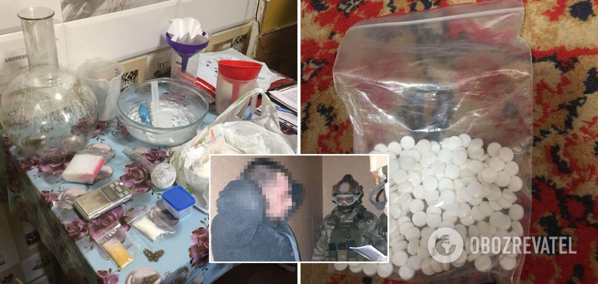 Поліція викрила наркоділків