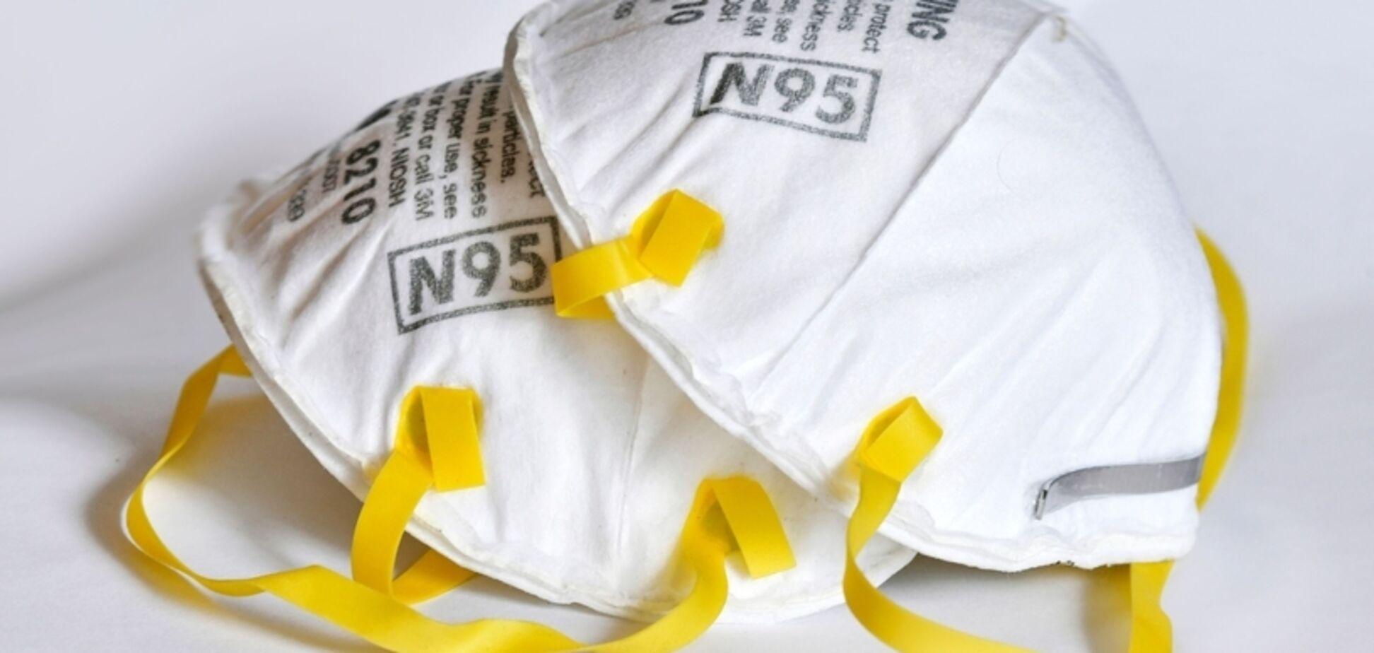 В самолетах запретили тканевые маски